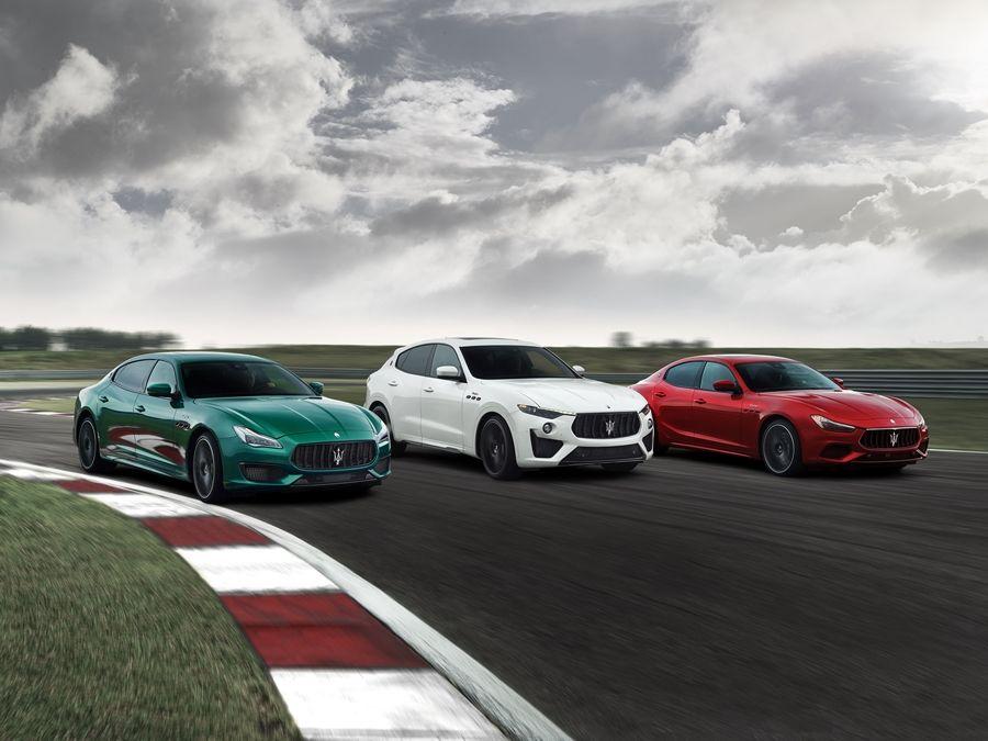 Maserati Trofeo高性能車系強勢來襲
