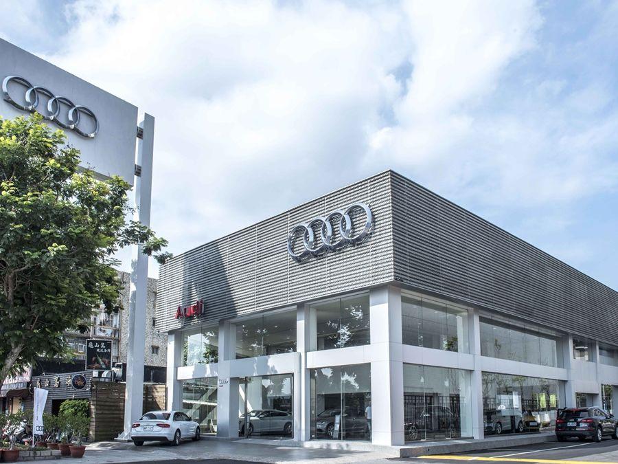 Audi 奧迪豐仕北投展示中心即日起為您服務
