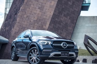 馭風跑旅 Mercedes-Benz GLE Coupe