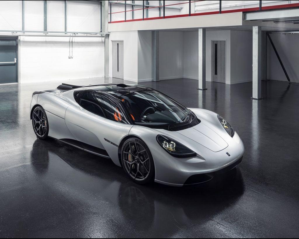 傳奇重生 McLaren Gordon Murray Automotive T.50