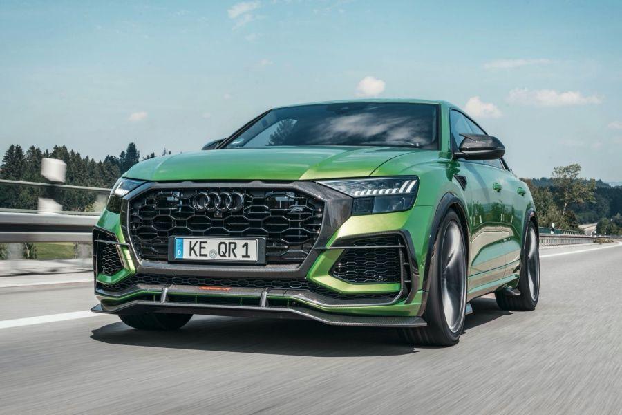 極速305km/h的Audi RSQ8還不夠?ABT可以幫你解決