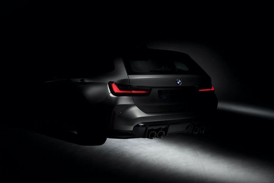 千呼萬喚的BMW M3 Touring高性能碗公終於要來了!