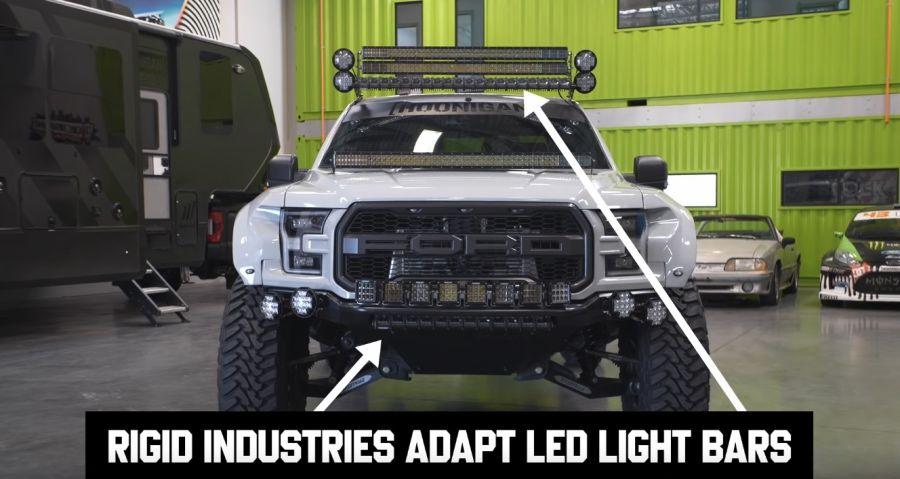影/改裝300,000流明LED照明!夜跑能快原廠燈幾秒?