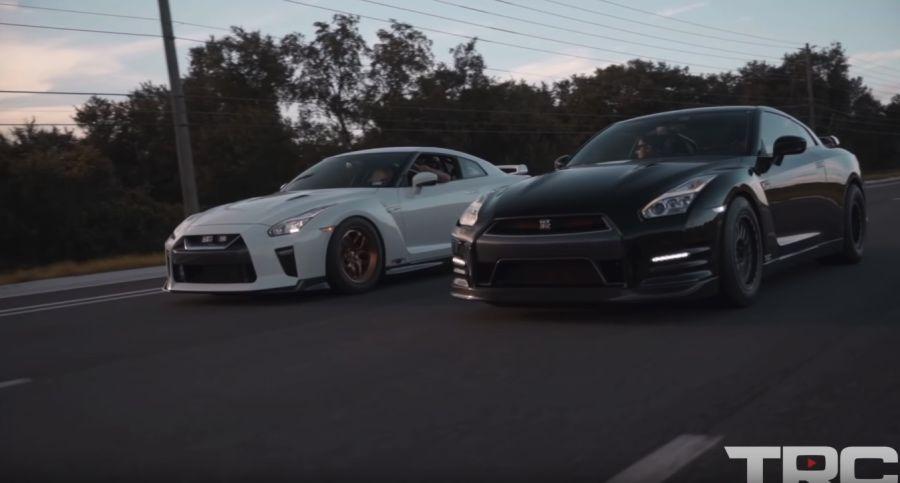 影/100-200km/h加速不用3秒!Nissan GT-R改裝潛力深不見底