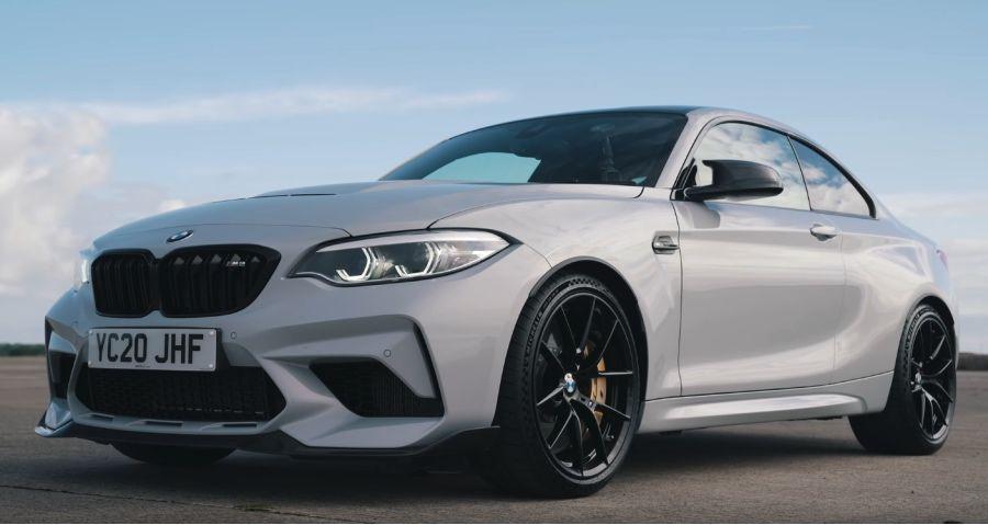 影/BMW M2 CS Vs. 四驅超級鋼炮!後驅比較吃虧嗎?