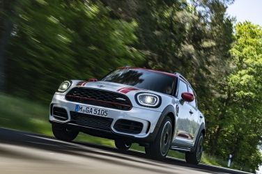 壓軸登場 Mini JCW Countryman