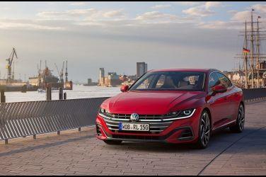 旗艦轎跑美學蘊藏新世代科技 搶先全球預購 The Arteon雙車型雙動力149.8萬元起