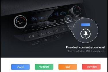 新技術提昇空氣品質 Hyundai舒適科技