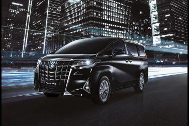 售價284萬元 Toyota Alphard 全新Hybrid油電複合動力上市