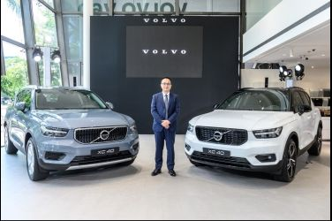 Volvo XC40 T3 與桂綸鎂「首映限定版」熱銷完售
