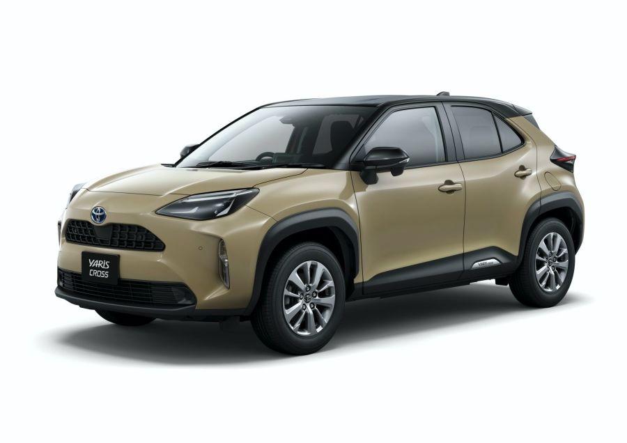 Toyota Yaris Cross搶先於日本上市!提供油電與4WD車型