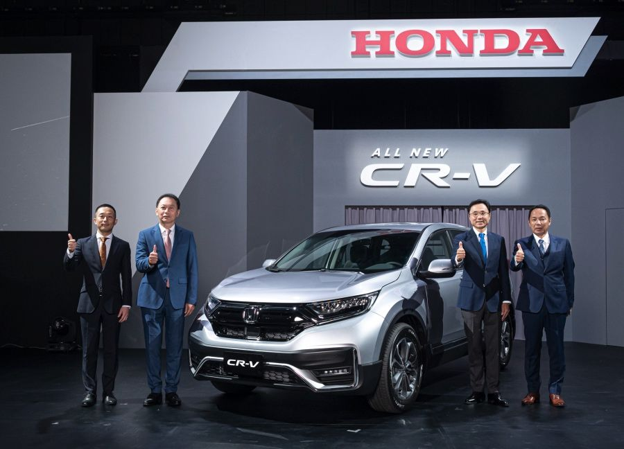 《改款Honda CR-V產品介紹》片長慎入!
