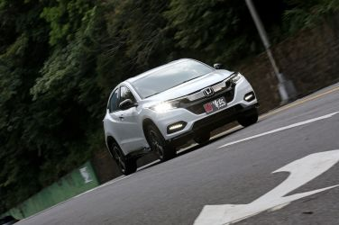 帥勁加身 Honda HR-V RS