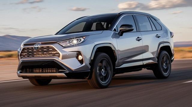 2020年09月 Toyota 豐田全車系中古車行情表