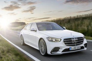 再次引領車壇 Mercedes-Benz S-Class