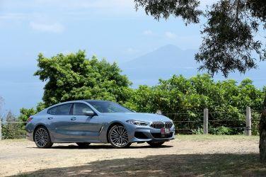 風度翩翩 BMW 840i Gran Coupe M Sport