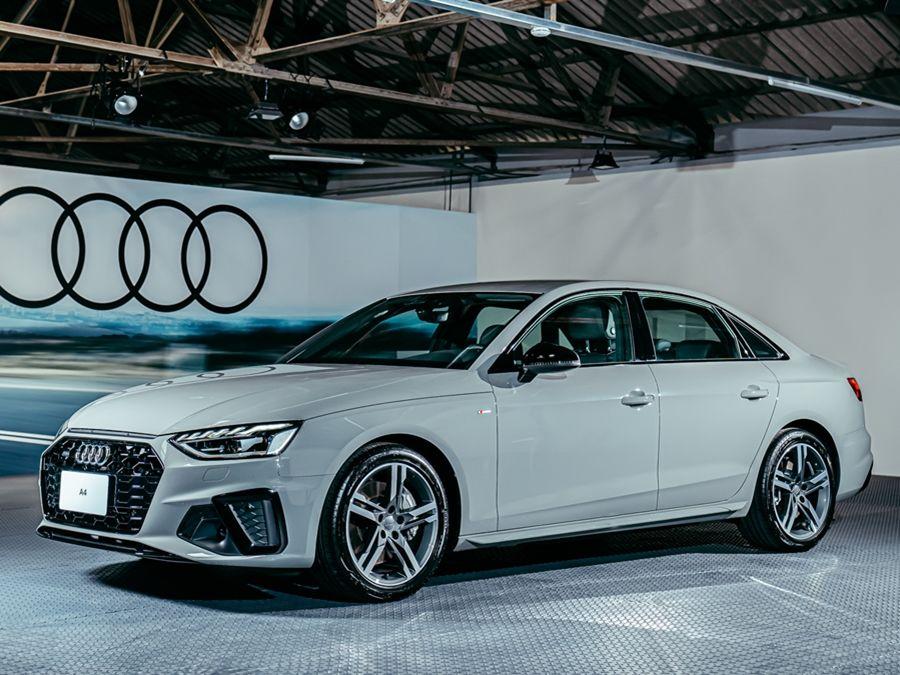 優雅現身Audi RS 4 Avant |A4  9/17正式上市
