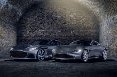 007車系收藏逸品 Aston Martin Vantage 007 Edition / DBS Superleggera 007 Edition