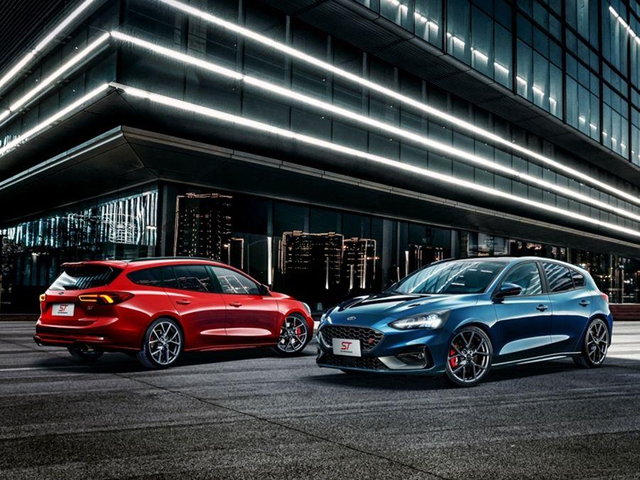 戰力再度大幅強化!New Ford Focus 20.75年式全陣線新亮相