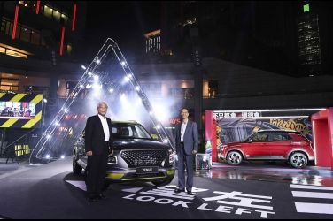 值得擁有的最高CP值超能SUV HYUNDAI The All-New VENUE斜槓登場