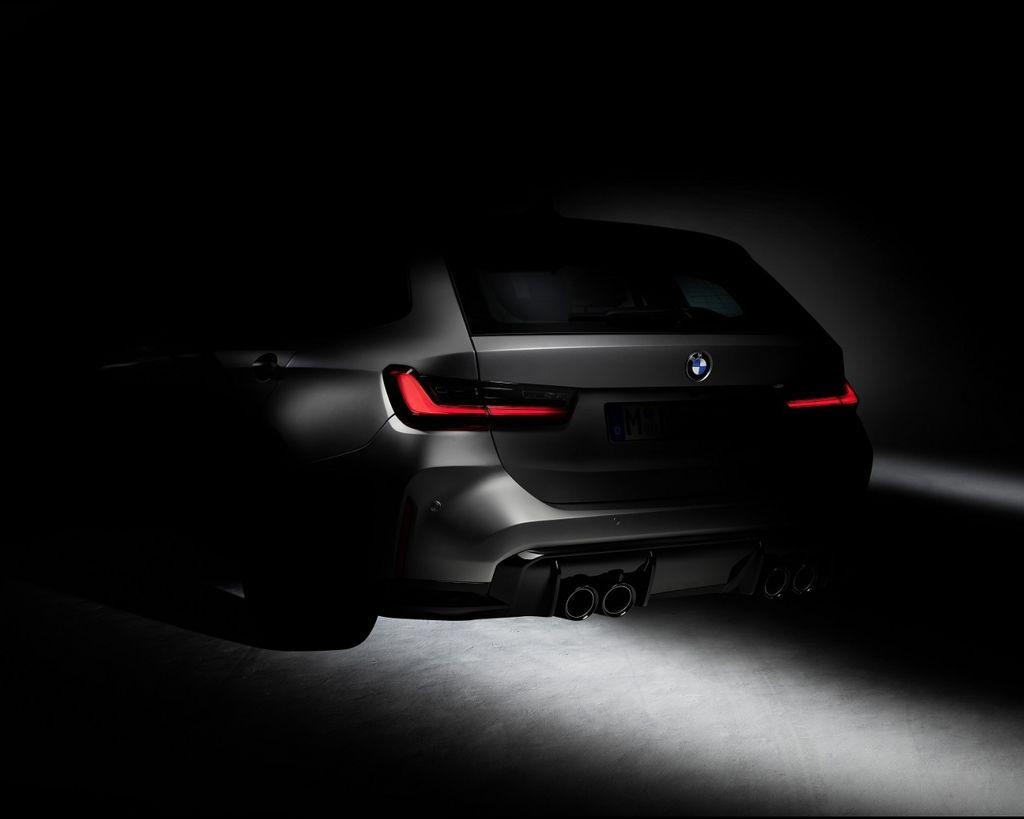 確定量產! BMW M3 Touring