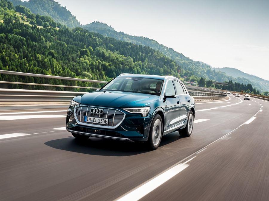 Audi替e-Tron打造純電康莊大道