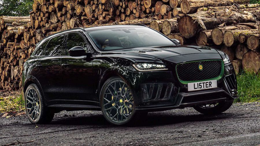 Lister近期發表的Stealth將成為「英國最速休旅車」