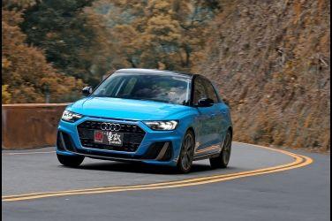 不只是視覺系 Audi A1 Sportback 30 TFSI S line