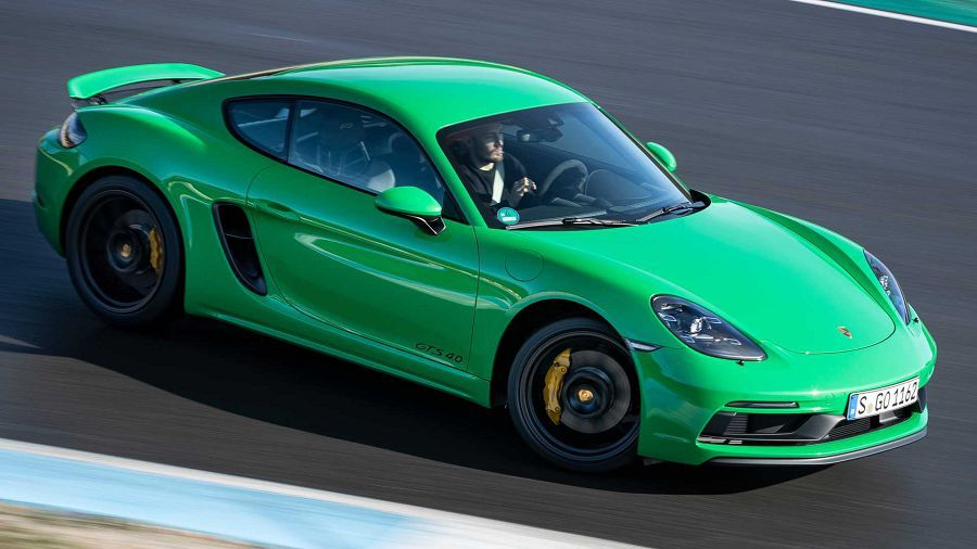 Porsche透露更多配備PDK變速箱的718 Cayman GT4、Spyder、GTS 4.0技術資訊
