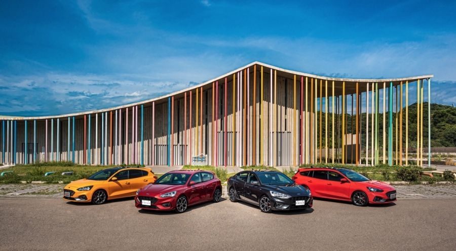 《Ford Focus 20.75年式產品介紹》片長慎入!