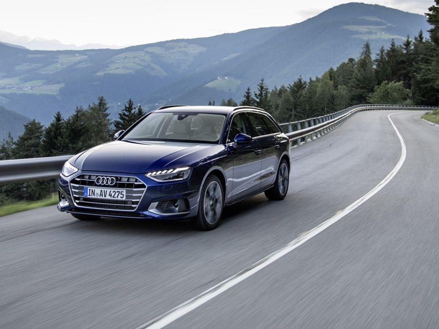 Audi RS 4 Avant | A4 車系 正式上市
