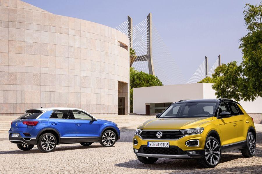 Volkswagen The T-Roc 112.8萬元起搖滾預售