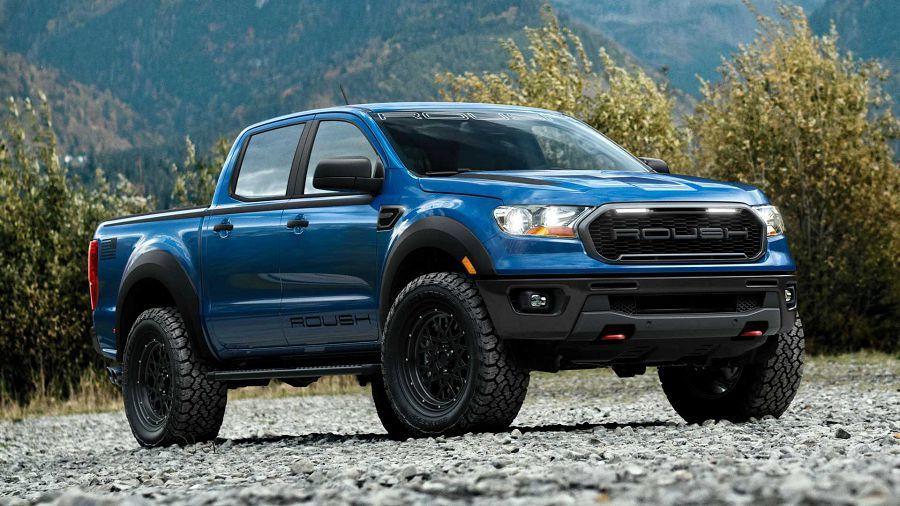 花費38萬,Roush可讓Ford Ranger變得更加剽悍