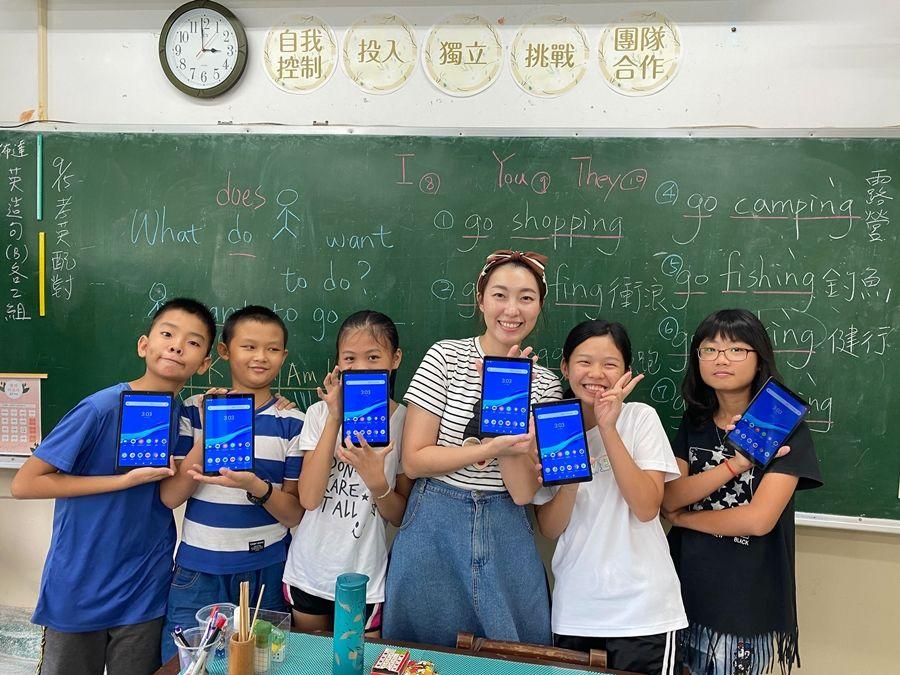 福特Ford Fund 持續支持「TFT為台灣而教」教育基金