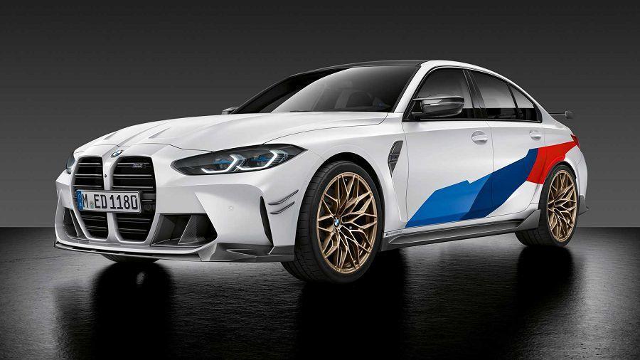 嫌2021 BMW M3和M4不夠完美?讓M Performance Parts來幫你