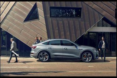 預售價289萬元起和303萬元起  Audi e-tron/ e-tron Sportback開啟全台便捷純電生活圈