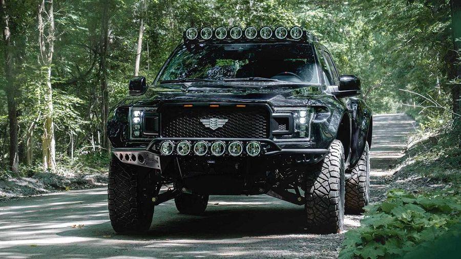 Mil-Spec推出的Ford F-150改裝作品可作為Ram TRX的非官方頭號對手