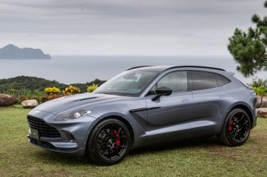 英倫GT跑旅 Aston Martin DBX