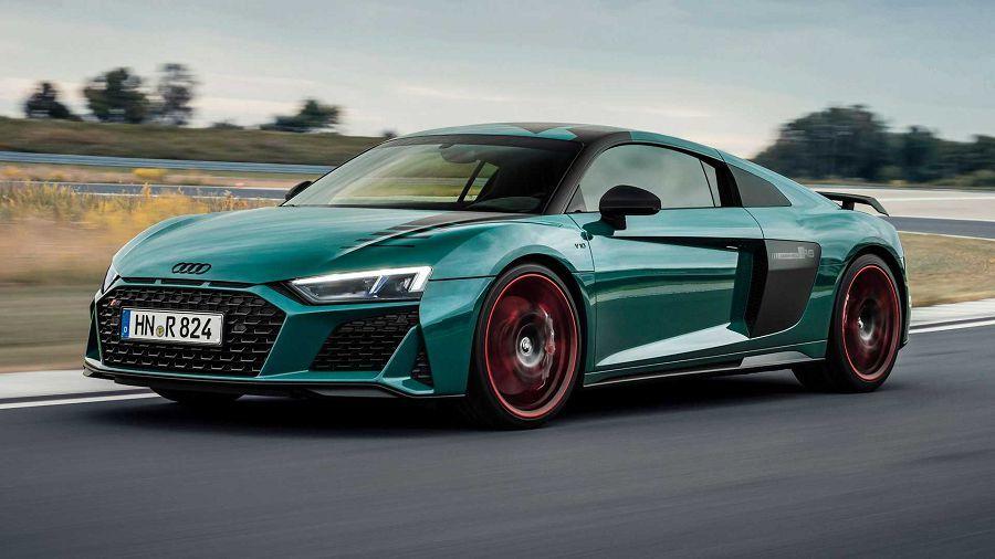 紀念紐柏林五冠!Audi推出R8 Green Hell Edition