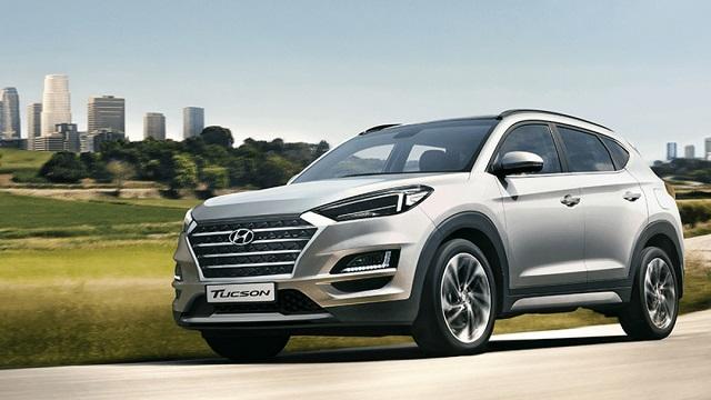 2020年10月 Hyundai 現代全車系中古車行情表