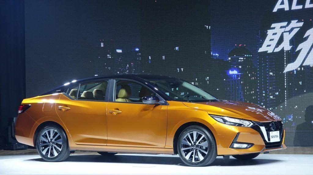 《2020 Nissan Sentra發表會》日產汽車全球車型戰略總監致詞