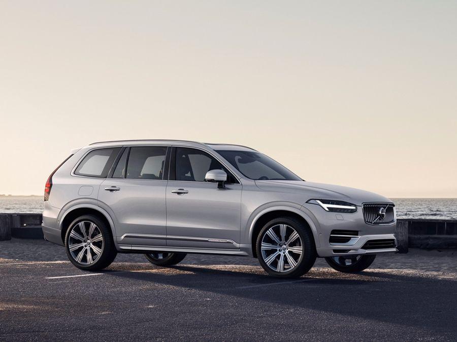 Volvo XC90、XC60 獲得英國《Auto Trade》大獎肯定