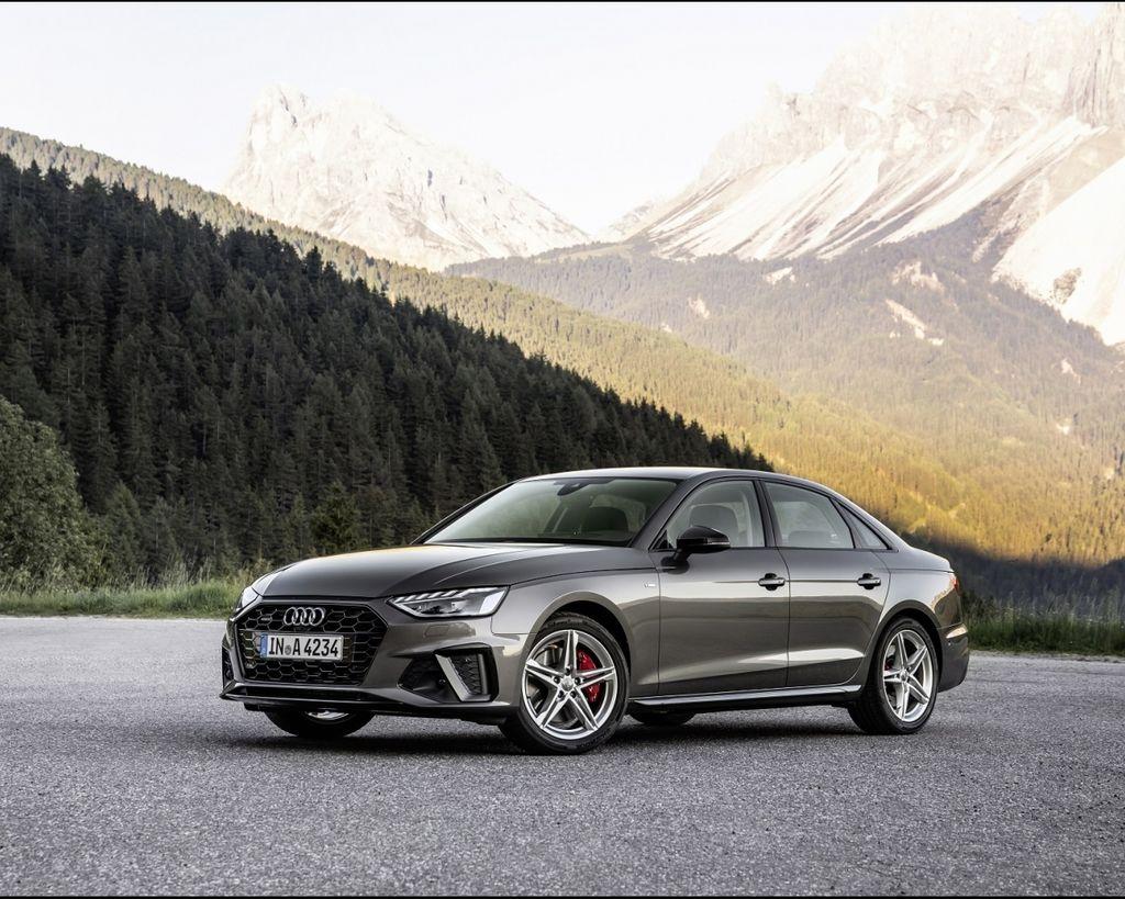 性能跑旅與旅行車大軍在台上市 Audi RS 4 Avant & A4