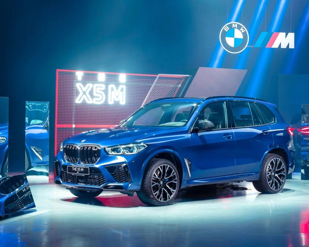 售價688萬元 力量與空間的完美詮釋 2020年全新BMW X5 M 在台上市!