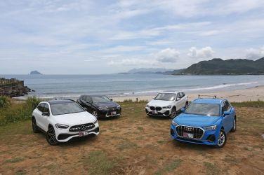 [集評] 新世代豪華敲門磚(下)Audi Q3 40 TFSI quattro S line vs. BMW X1 sDrive20i vs. Lexus UX 250h vs. Mercedes-Benz GLA 200