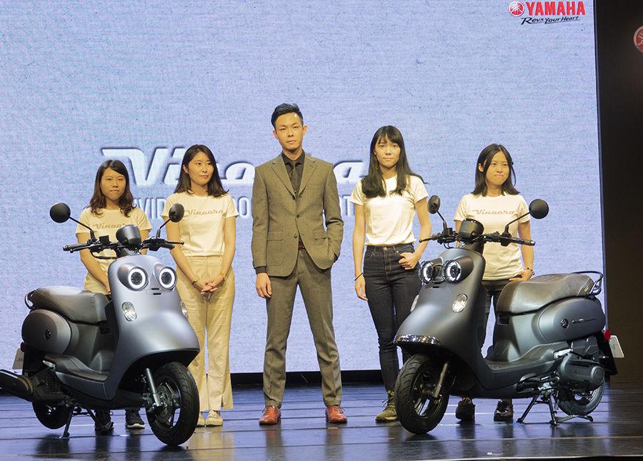 Yamaha全新女性125「Vinoora」登場