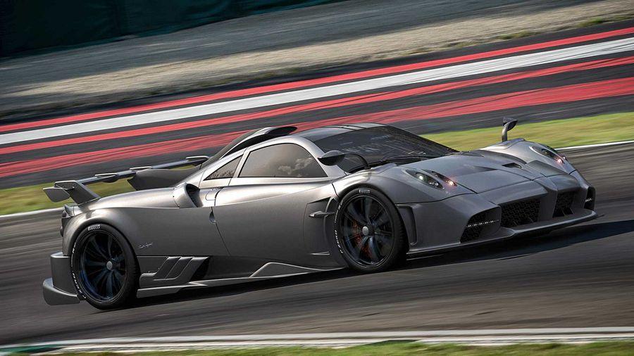 沒渦輪更強!Pagani Huayra R配置的V12引擎將有671KW的最大輸出