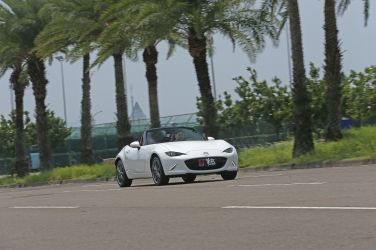致敬百年歷史 Mazda MX-5 100週年紀念車款