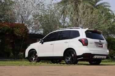 Subaru Forester XT二階改(下) 改不完的熱血SUV