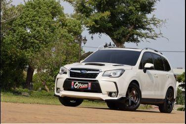 Subaru Forester XT二階改(上) 改不完的熱血SUV